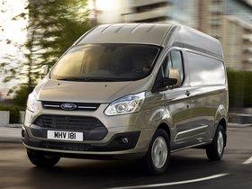 Ver foto 5 de Ford Transit Custom High Roof Van 2013