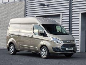 Ver foto 4 de Ford Transit Custom High Roof Van 2013