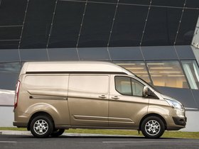 Ver foto 2 de Ford Transit Custom High Roof Van 2013