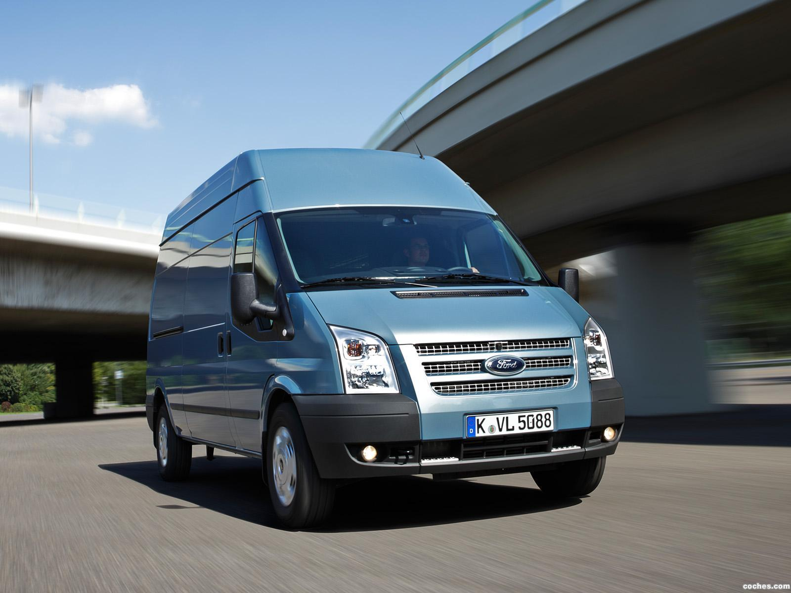 Foto 0 de Ford Transit LWB Van 2011