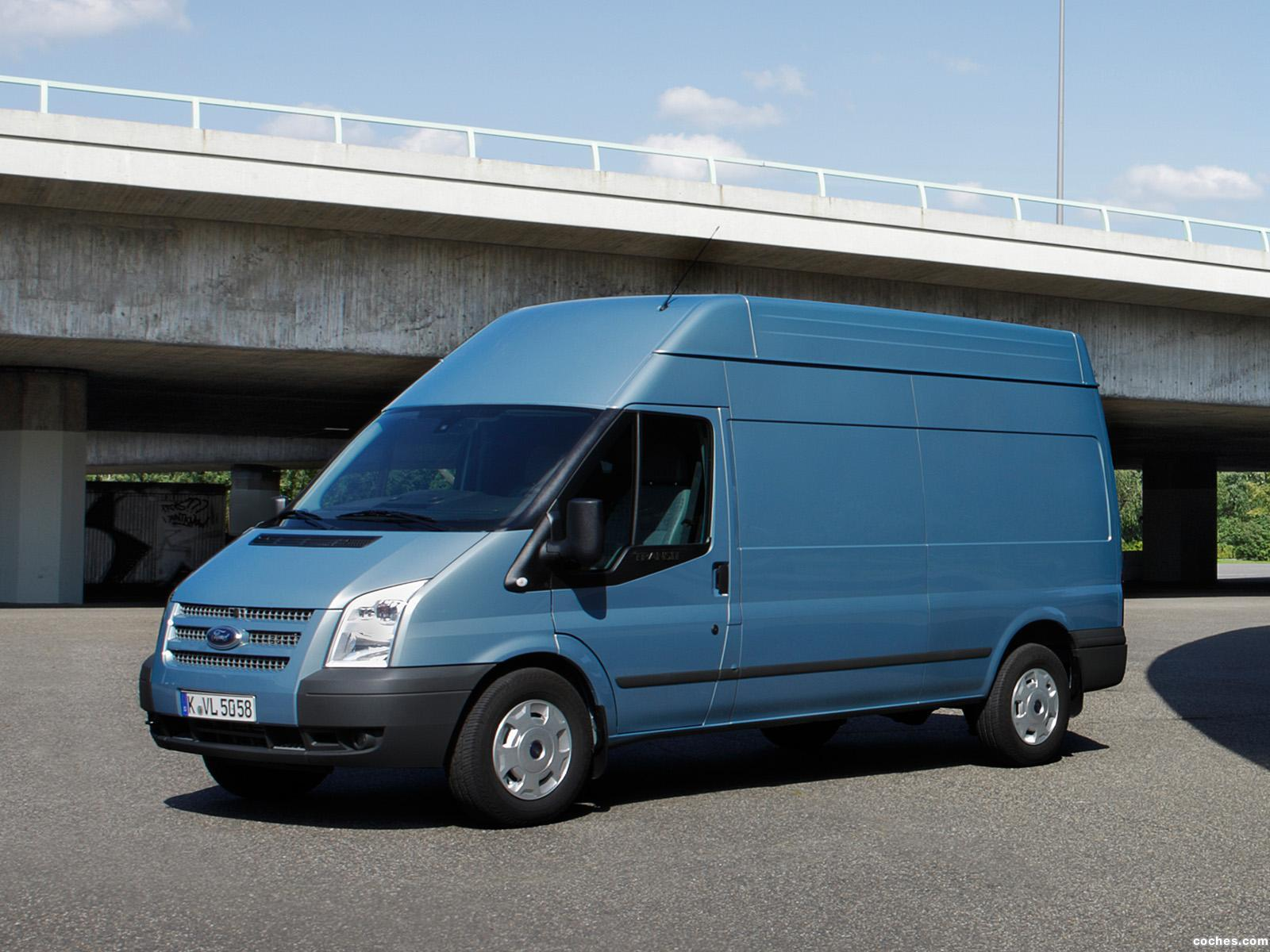 Foto 7 de Ford Transit LWB Van 2011