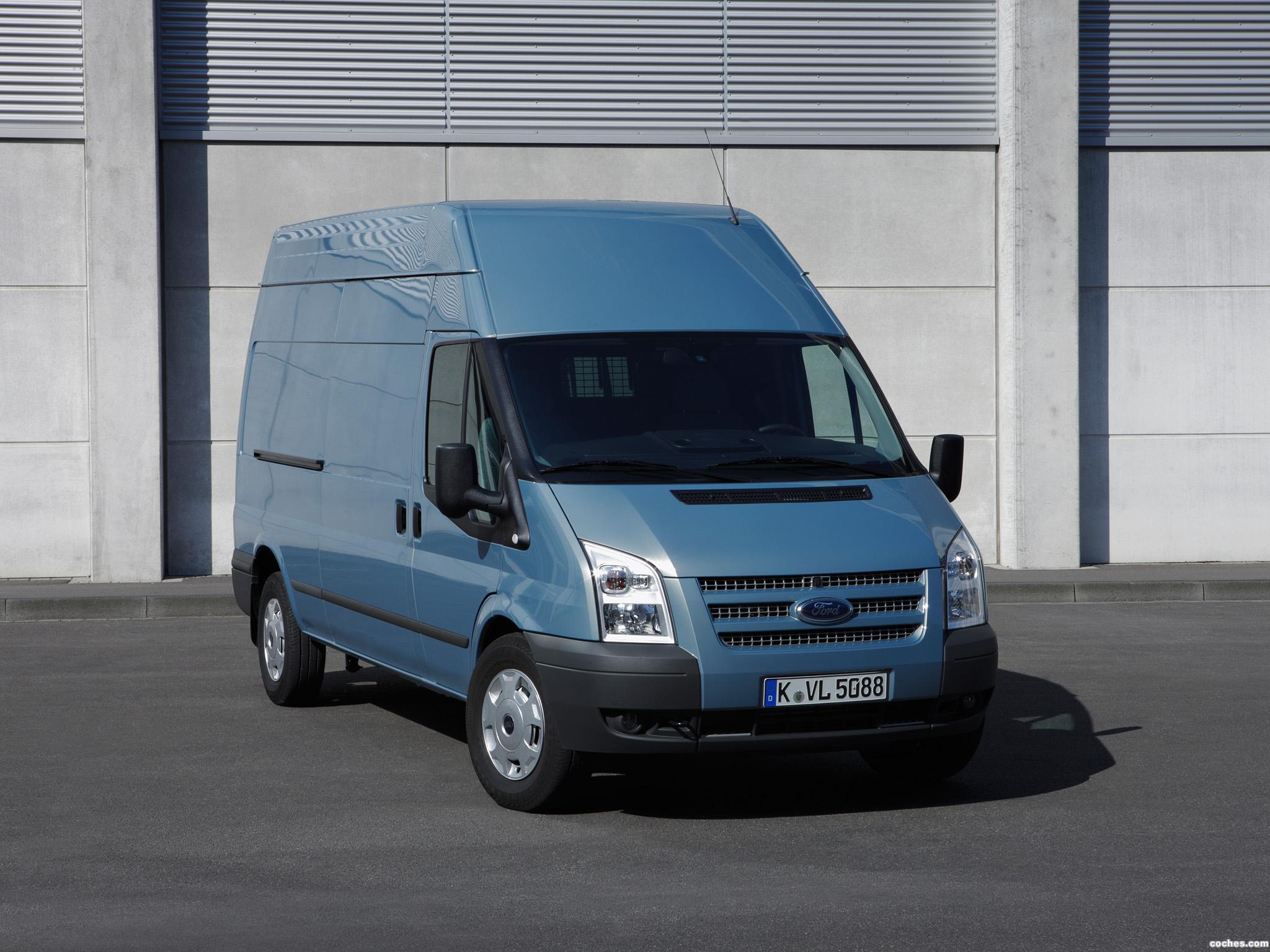 Foto 3 de Ford Transit LWB Van 2011