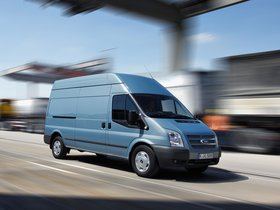 Ver foto 7 de Ford Transit LWB Van 2011
