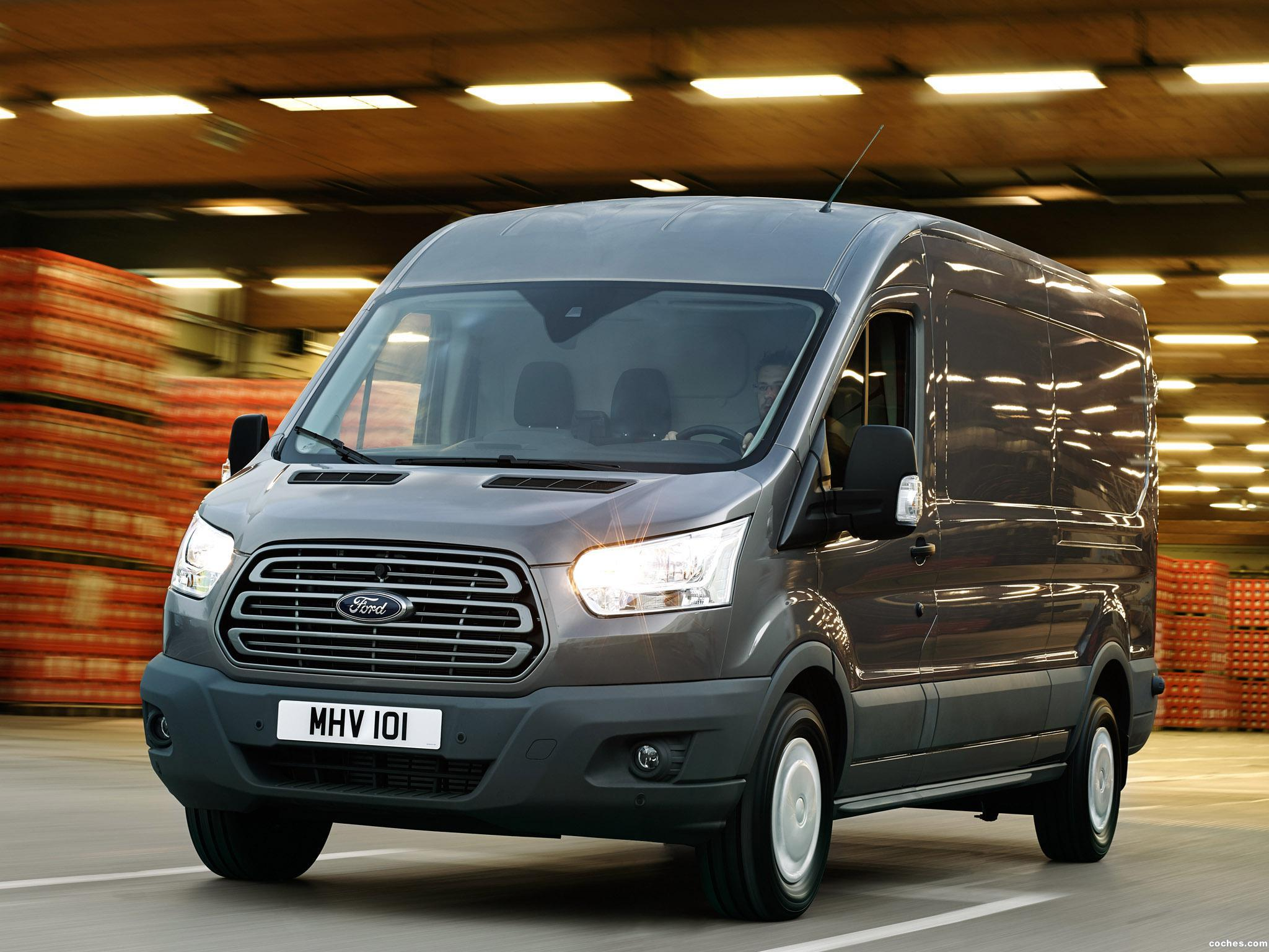 Foto 4 de Ford Transit LWB Van USA 2012