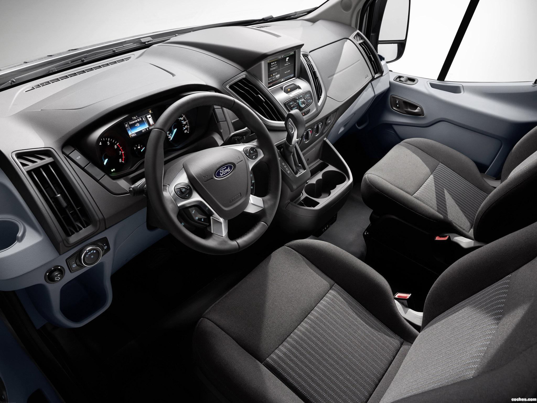 Foto 16 de Ford Transit LWB Van USA 2012