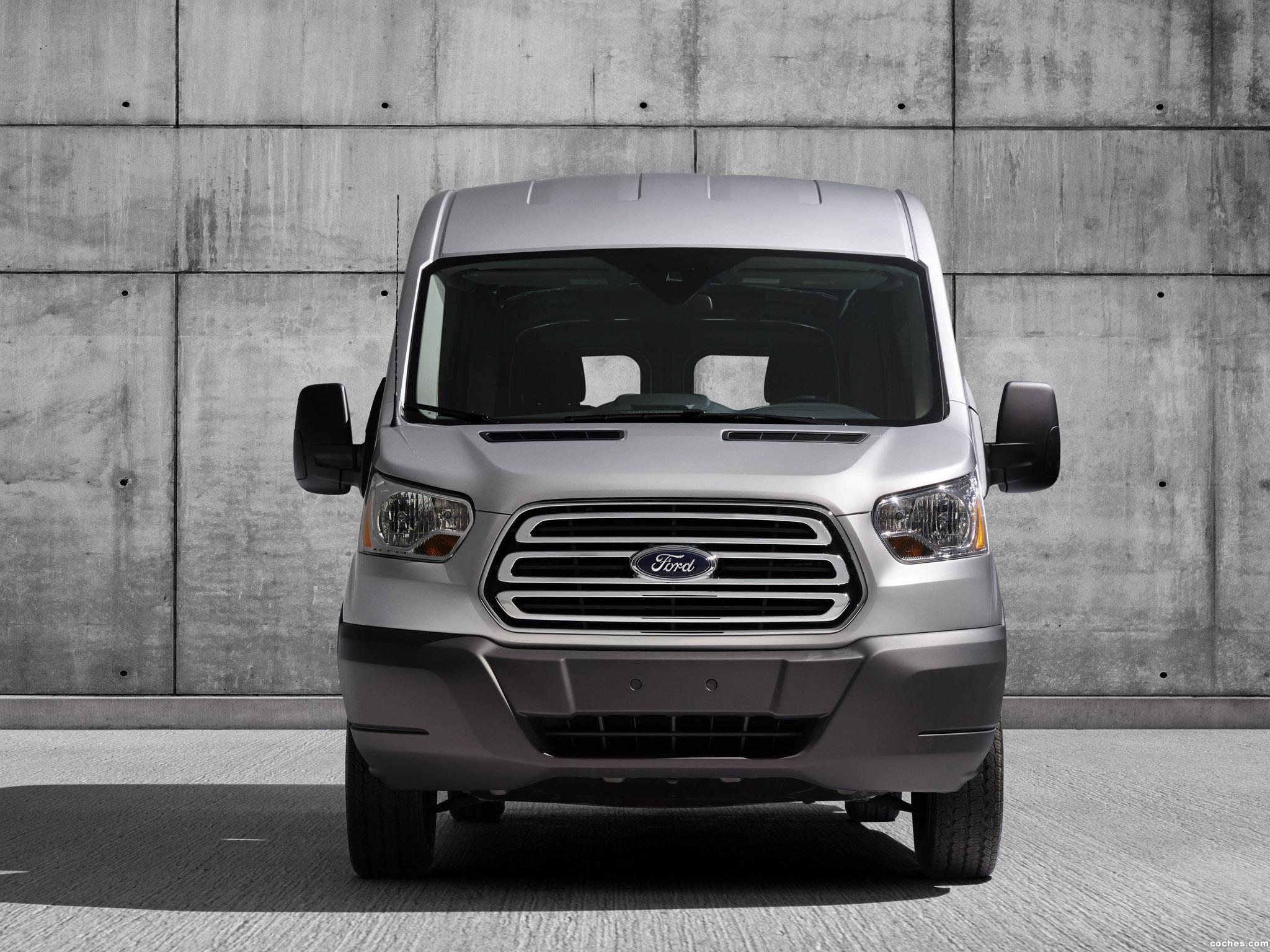Foto 13 de Ford Transit LWB Van USA 2012