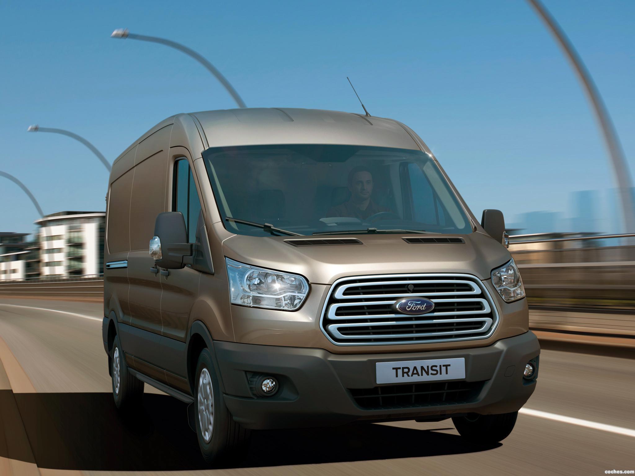 Foto 9 de Ford Transit LWB Van USA 2012