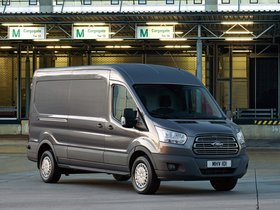 Fotos de Ford Transit LWB Van USA 2012