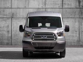 Ver foto 14 de Ford Transit LWB Van USA 2012