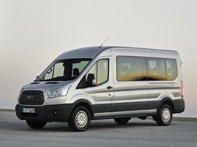 Ver foto 4 de Ford Transit Minibus 2014