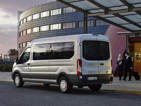 Ver foto 3 de Ford Transit Minibus 2014