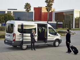 Ver foto 2 de Ford Transit Minibus 2014