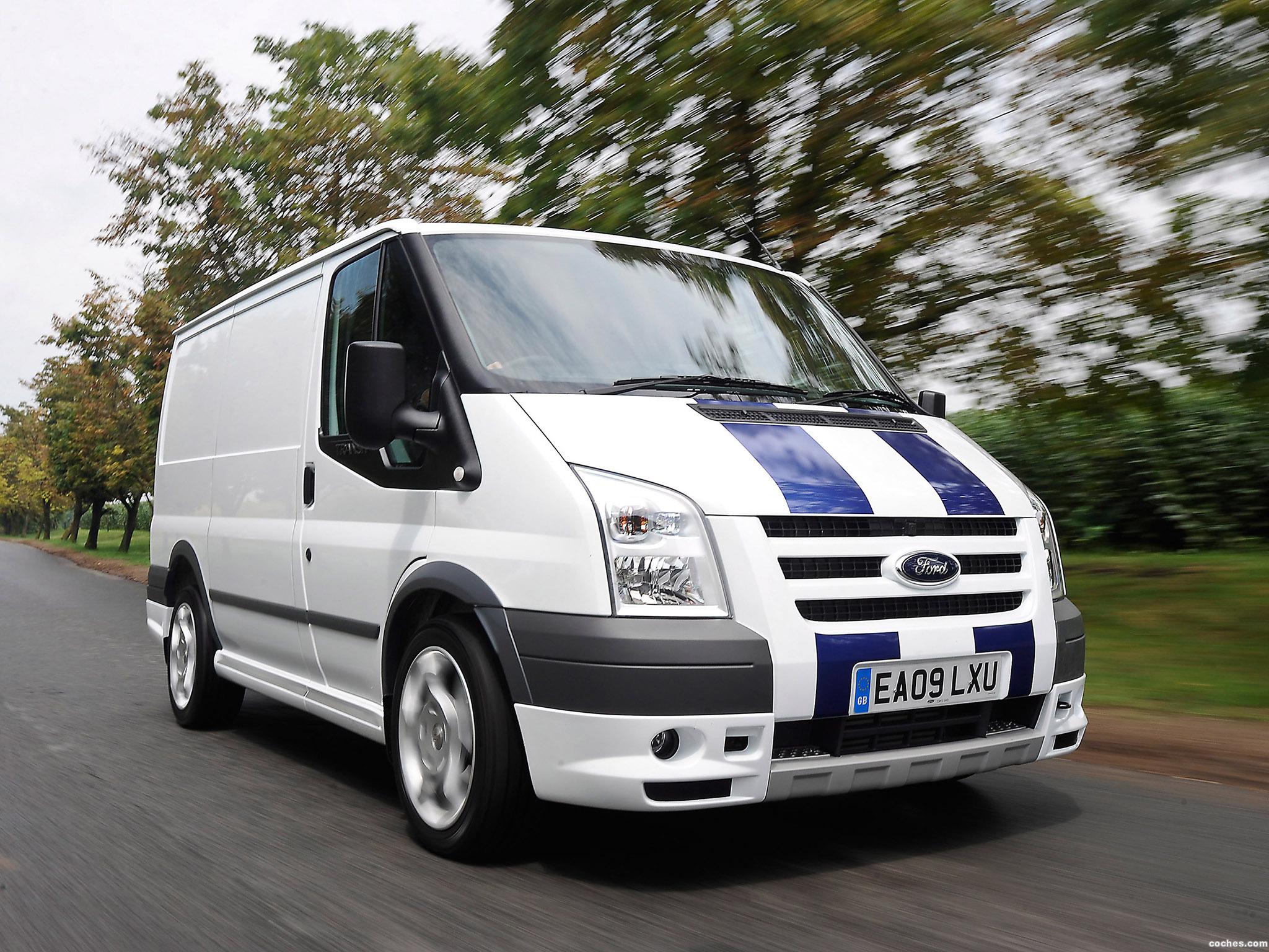 Foto 0 de Ford Transit Sportvan Limited Edition 2009