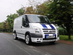 Ver foto 2 de Ford Transit Sportvan Limited Edition 2009