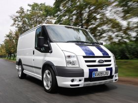 Fotos de Ford Transit Sportvan Limited Edition 2009