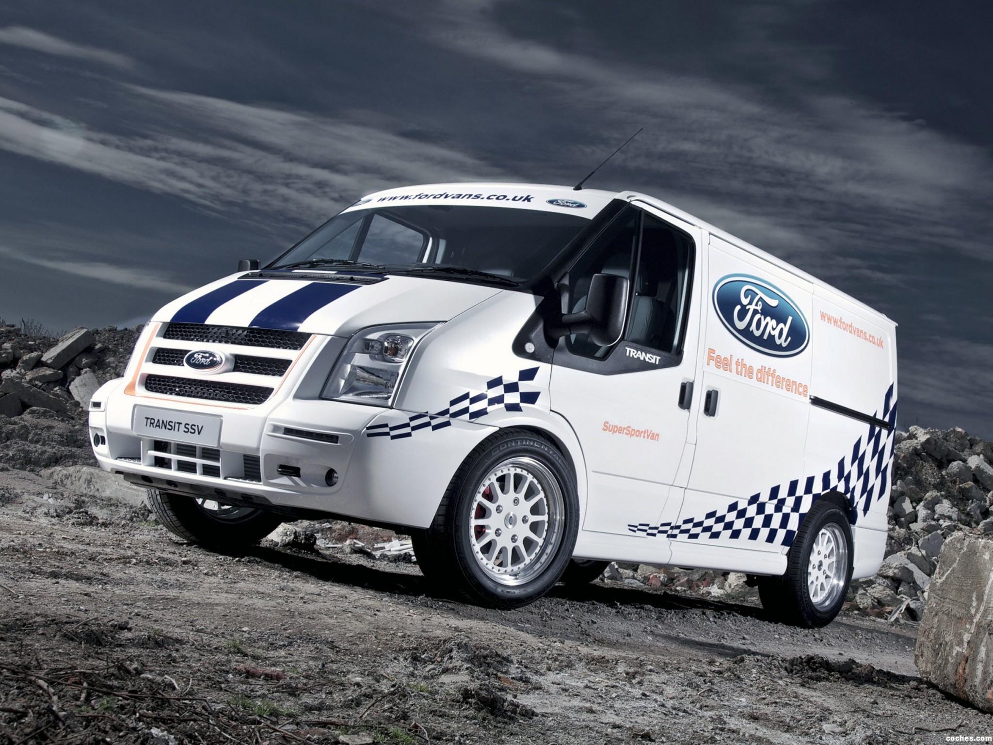 Foto 0 de Ford Transit Super Sport Van SSV 2011