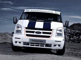 Ver foto 2 de Ford Transit Super Sport Van SSV 2011