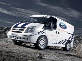 Ver foto 1 de Ford Transit Super Sport Van SSV 2011