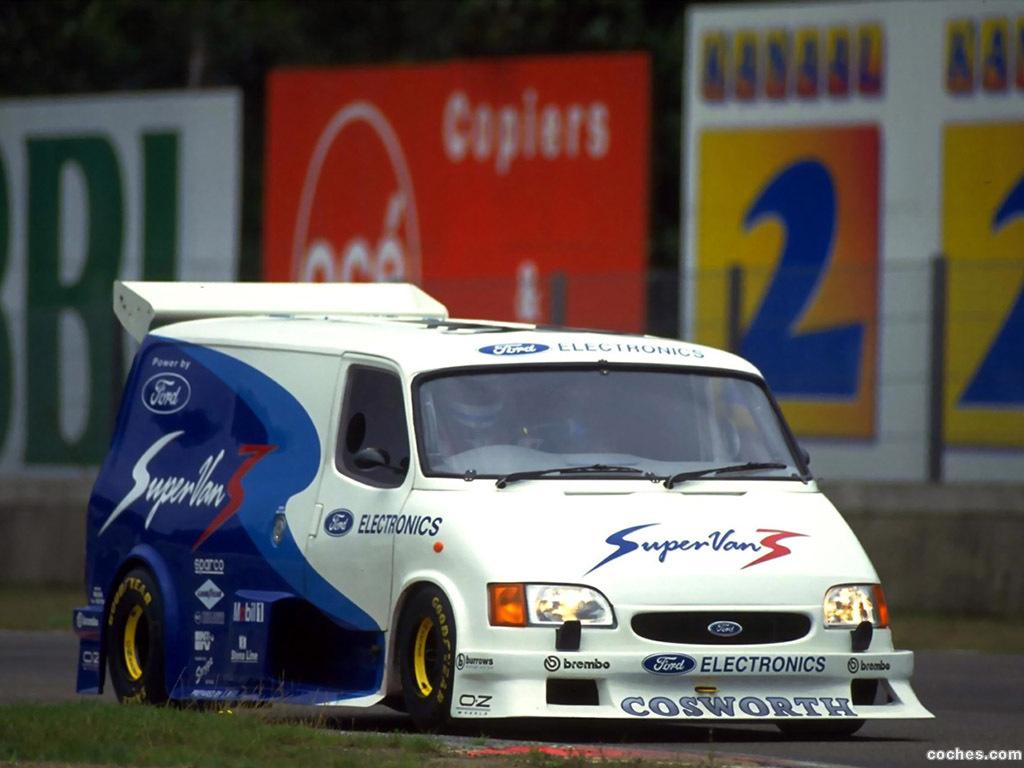 Foto 2 de Ford Transit Supervan 3 2004