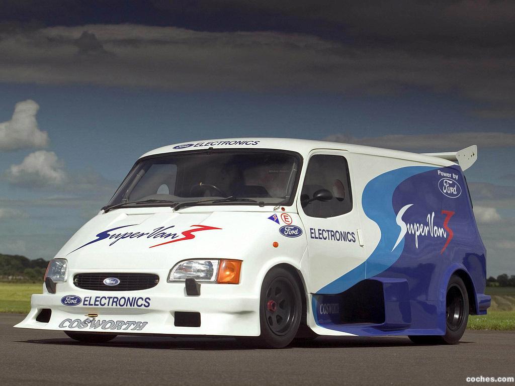 Foto 0 de Ford Transit Supervan 3 2004
