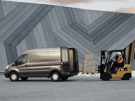 Ver foto 3 de Ford Transit Van 2014