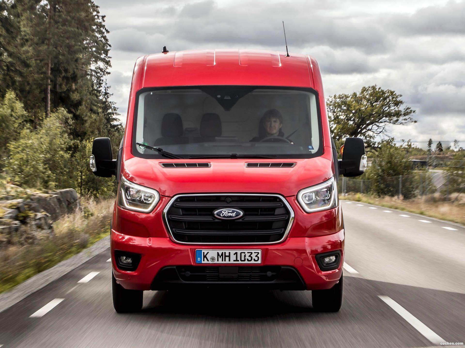 Foto 6 de Ford Transit Van L2H2 2019