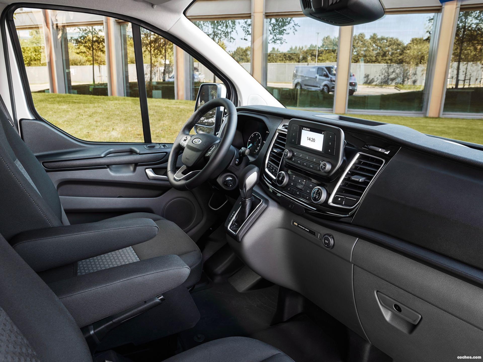 Foto 6 de Ford Transit Custom PHEV LWB 2020