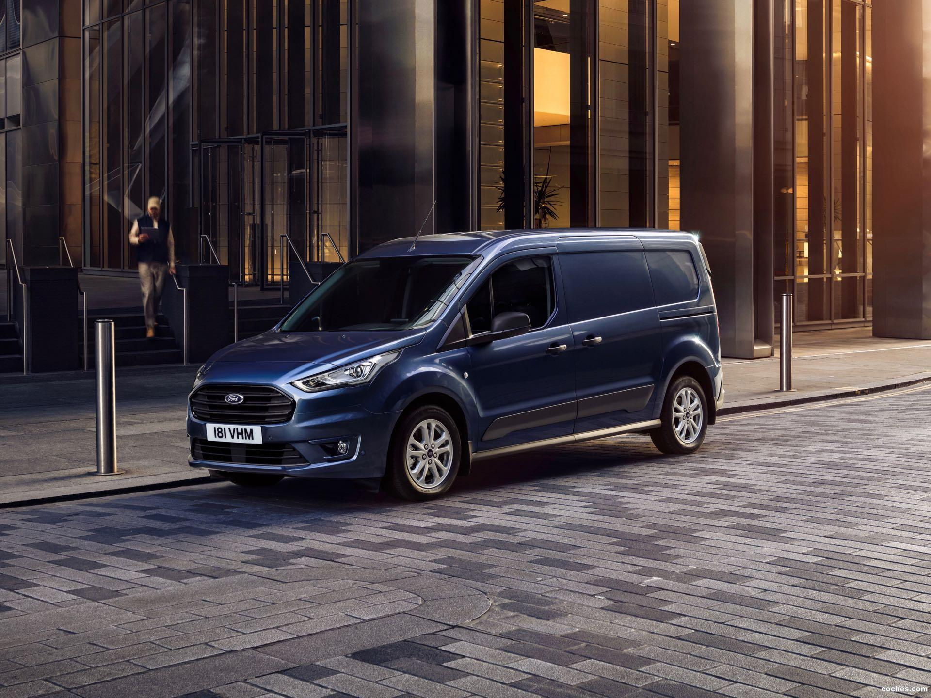 Foto 0 de Ford Transit Connect LWB 2018