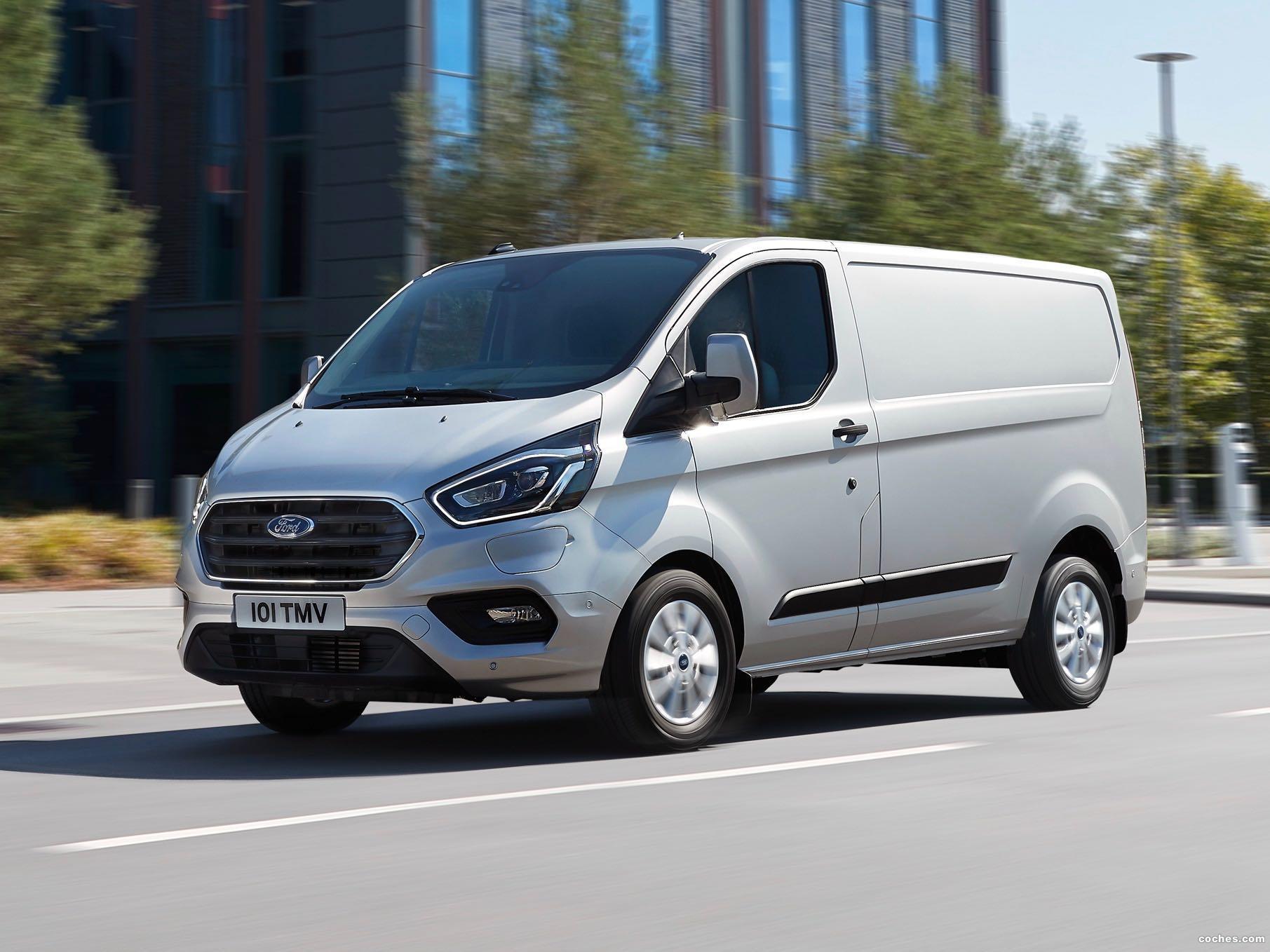 Foto 5 de Ford Transit Custom PHEV LWB 2020