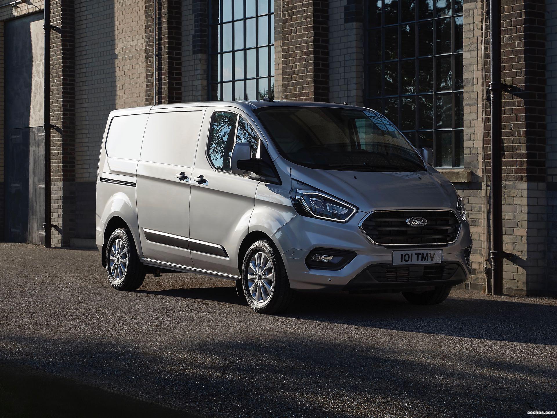 Foto 9 de Ford Transit Custom PHEV 2019