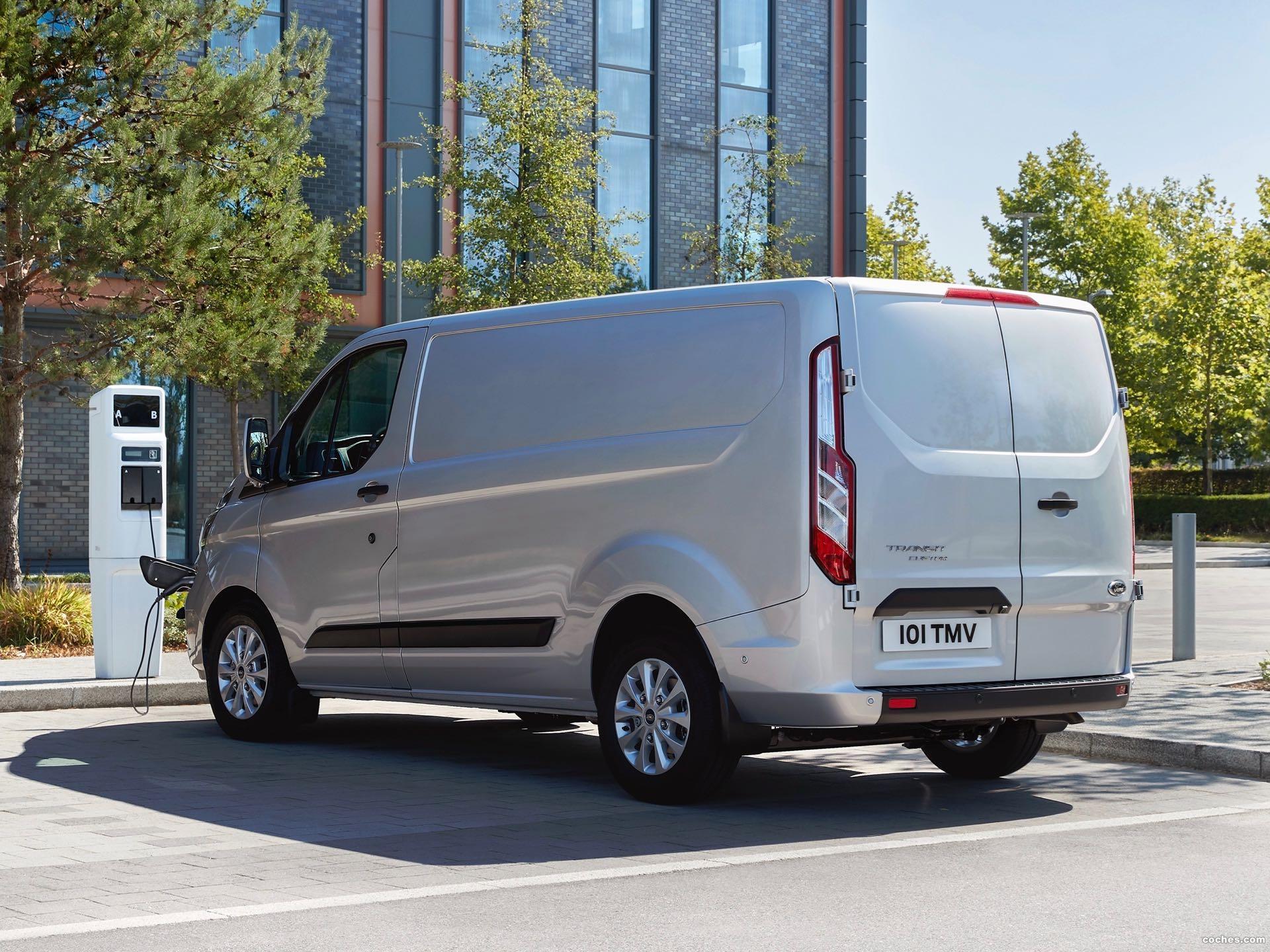Foto 3 de Ford Transit Custom PHEV LWB 2020