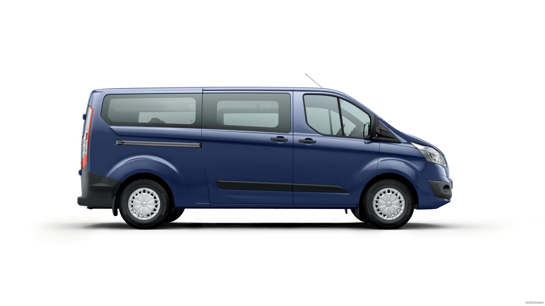 Foto 0 de Ford Transit Custom Combi 2012
