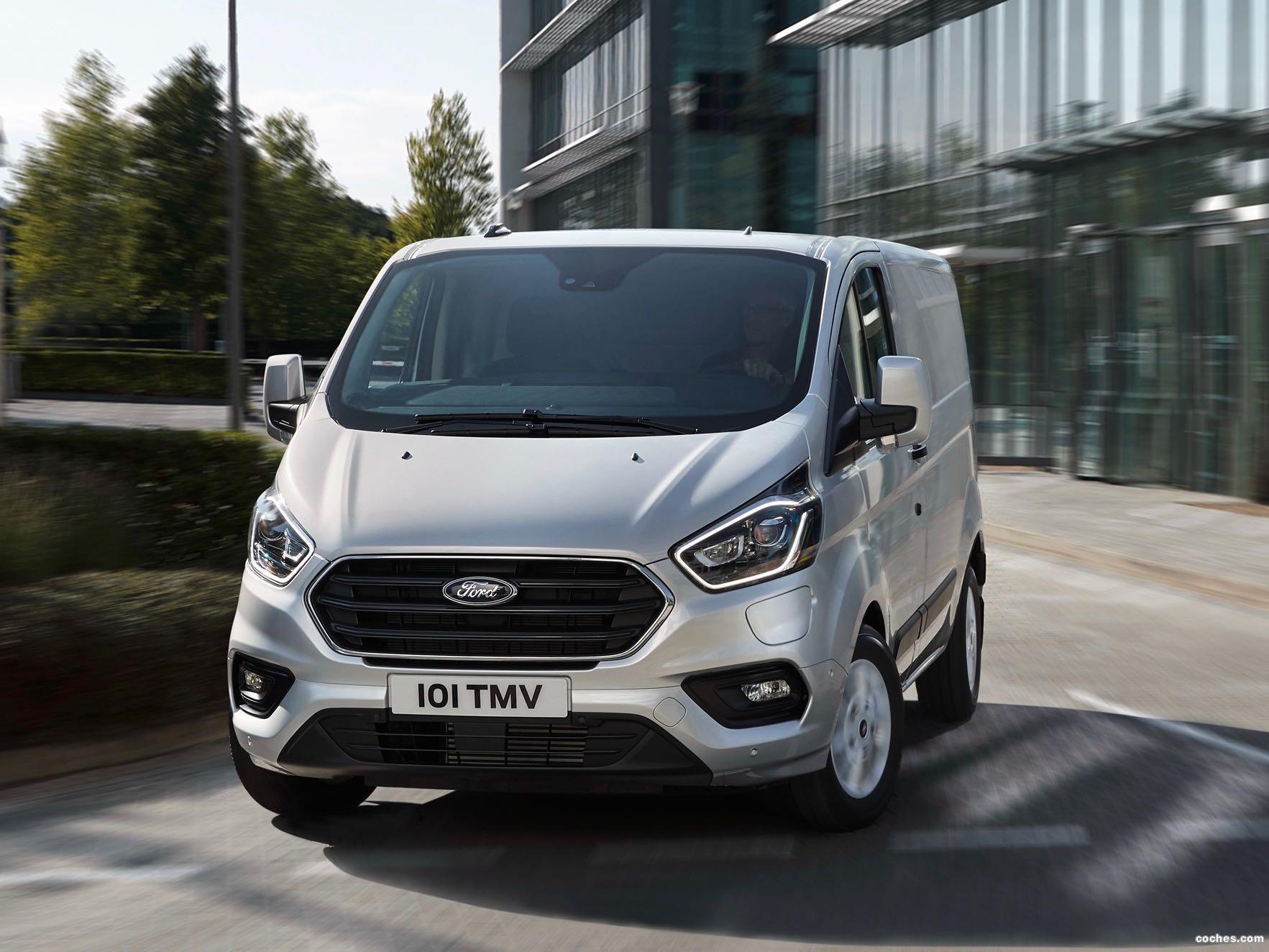 Foto 7 de Ford Transit Custom PHEV LWB 2020