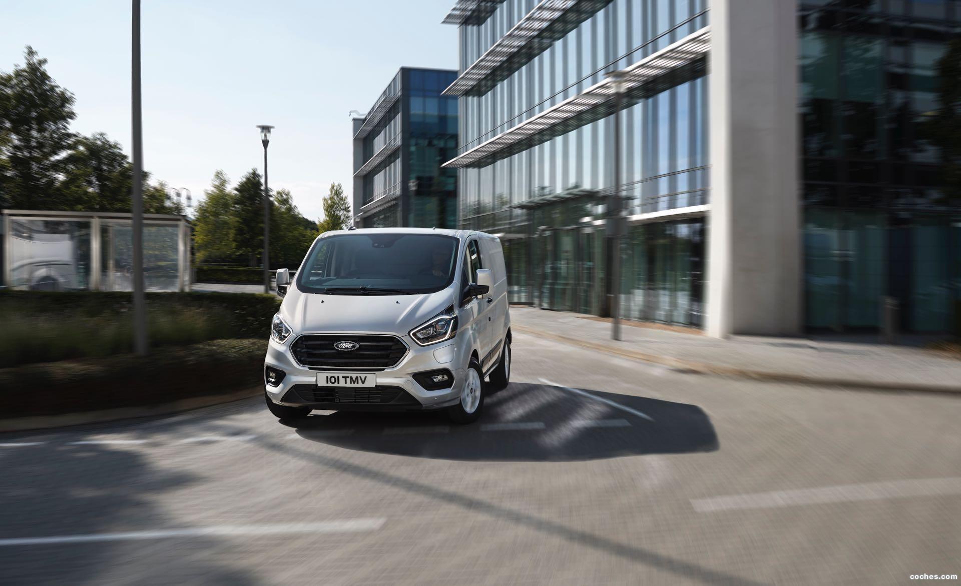 Foto 8 de Ford Transit Custom PHEV 2019