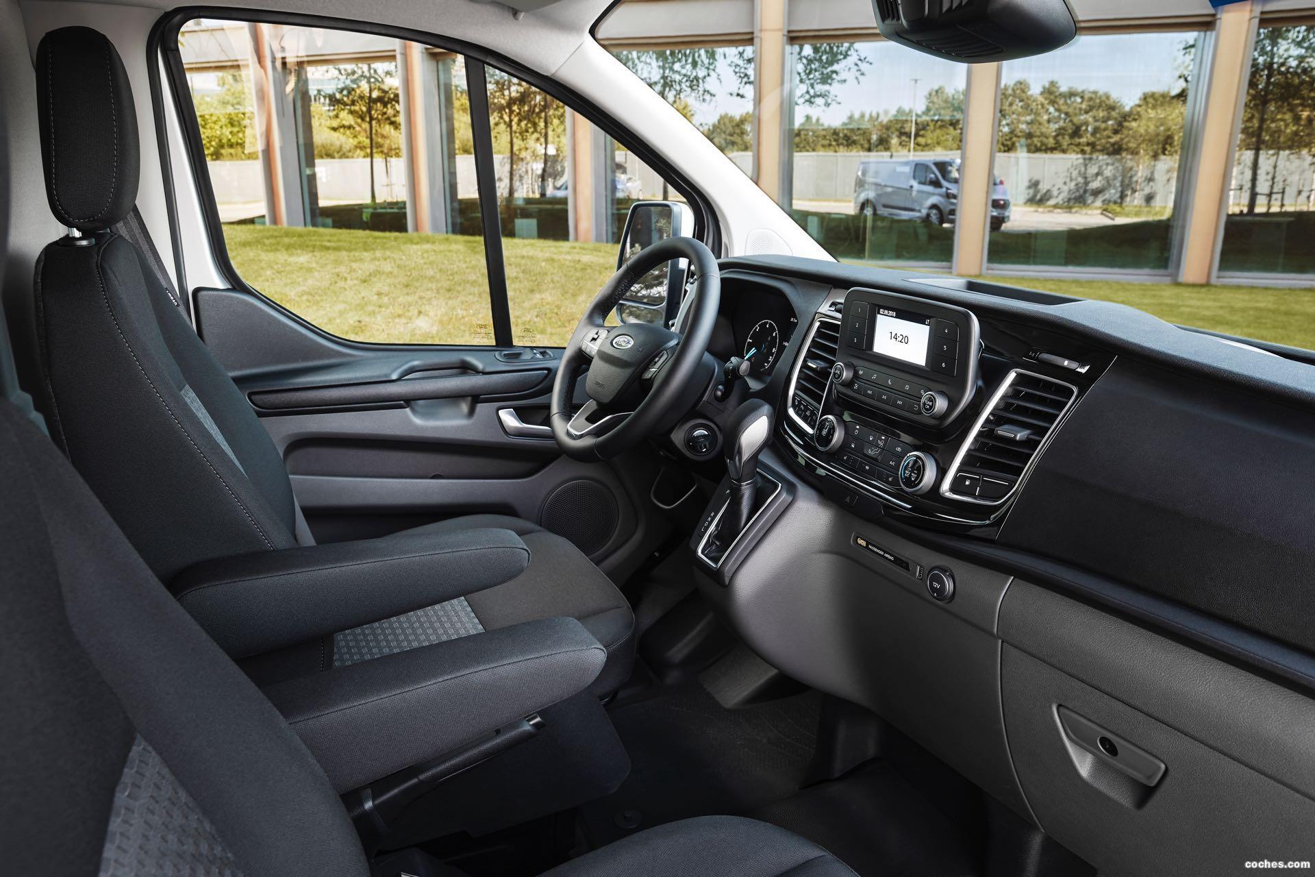 Foto 6 de Ford Transit Custom PHEV 2019
