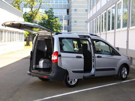 Ford Transit Courier Kombi 1.5tdci Ambiente 100