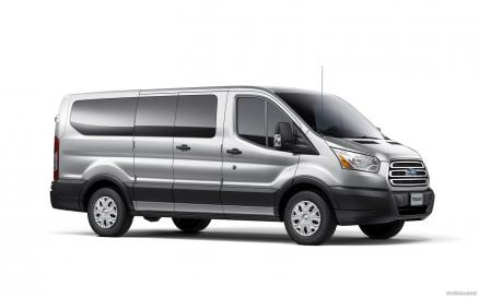 Ford Transit Mixta Ambiente 100