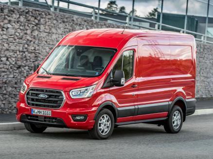 Ford Transit Ft 310 L2 Van Ambiente 105