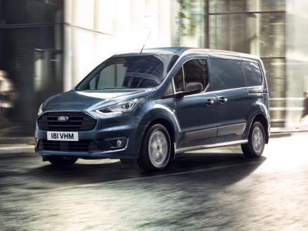 Ford Transit Connect >> Ford Transit Connect 2018