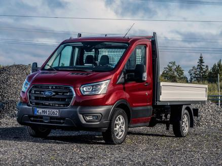 Ford Transit Ft 350 L2 Chasis Ambiente 130