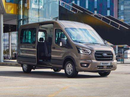 Ford Transit Ft 310 L2 Mixta Ambiente 130