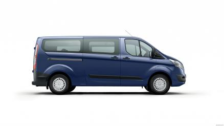 precios ford transit custom kombi ofertas de ford. Black Bedroom Furniture Sets. Home Design Ideas
