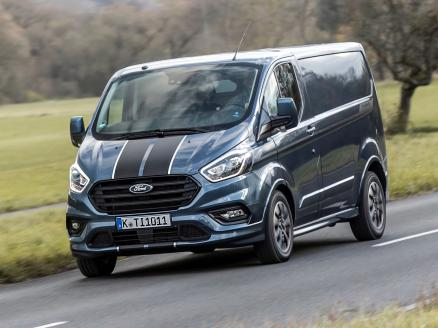 Ford Transit Custom Ft 320 L1 Mixto Ambiente M1 105