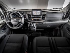 Ver foto 9 de Ford Transit Doble Cabina Van EcoBlue Hybrid 2019