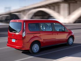 Ver foto 4 de Ford Transit Connect Combi 2013