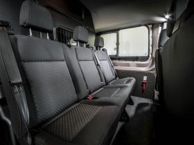 Ver foto 7 de Ford Transit Doble Cabina Van EcoBlue Hybrid 2019