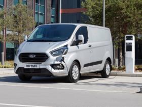 Ver foto 5 de Ford Transit Custom PHEV 2019