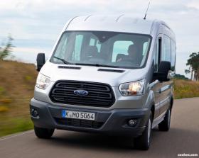 Ver foto 5 de Ford Transit Combi 2014
