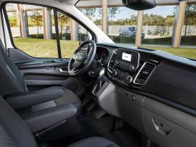 Ver foto 7 de Ford Transit Custom PHEV LWB 2020