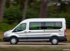 Ver foto 2 de Ford Transit Combi 2014